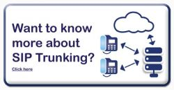 What are the benefits of SIP Trunking?