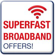 Superfast broadband offers